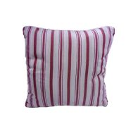 See more information about the Jacquard Red Stripe Sofa Cushion