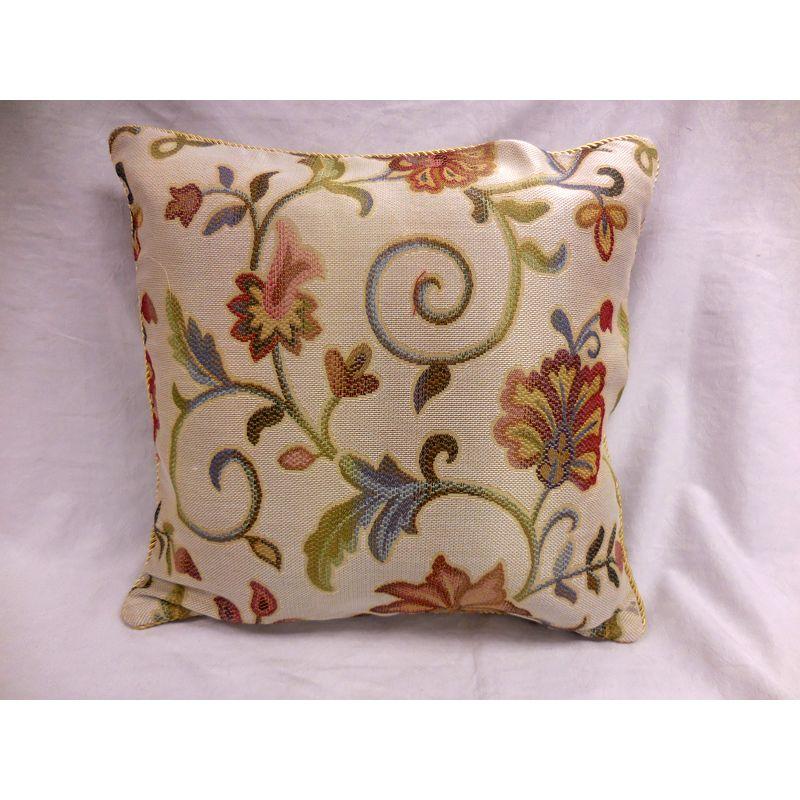 jacquard multi floral sofa cushion 2 for 10 buy