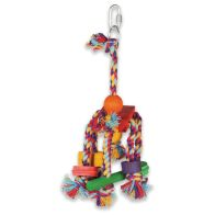 See more information about the Happy Pet Fiesta Bird Toy