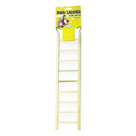 See more information about the Happy Pet 9 Step Wooden Bird Ladder