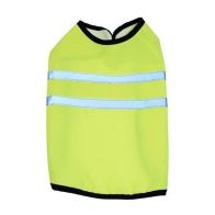 See more information about the Happy Pet Gear Yellow Hi Vis Dog Jacket (Size 8)