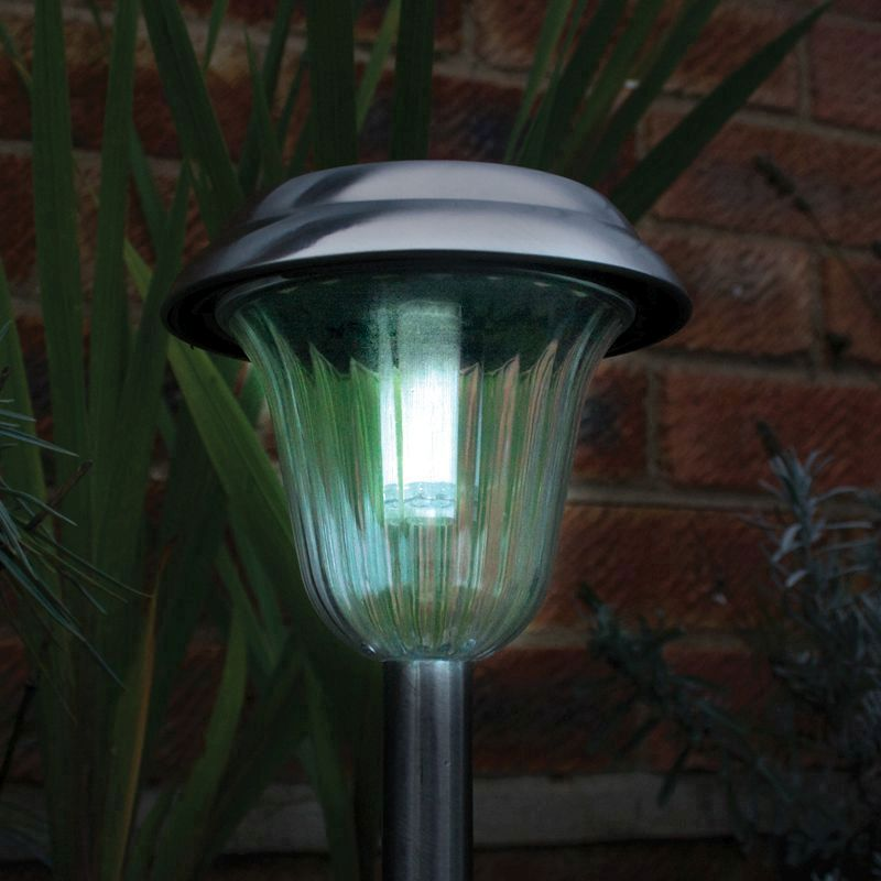 6 Pack Colour Changing Solar Light