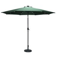 See more information about the Lightup 2.7m Parasol Dark Green