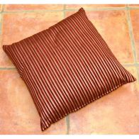 See more information about the Wine Stripe Sofa Cushion (2 for £10)