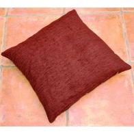 See more information about the Wine Herringbone Sofa Cushion (2 for £10)