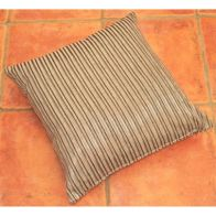 See more information about the Grey Stripe Sofa Cushion (2 for £10)