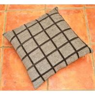 See more information about the Grey Check Sofa Cushion (2 for £10)