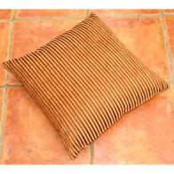 See more information about the Caramel Stripe Sofa Cushion (2 for £10)