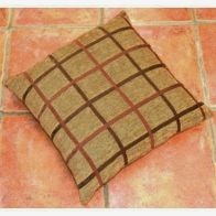 See more information about the Caramel Check Sofa Cushion (2 for £10)