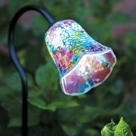 See more information about the Mosaic Solar Light Tulip