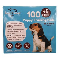See more information about the Puppy Training Pad 100 Pack + 5 Free