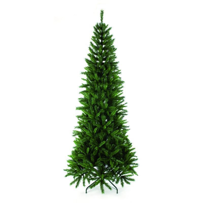 Regency Slim Green Artificial Fir Tree (1.65m / 5.5ft)
