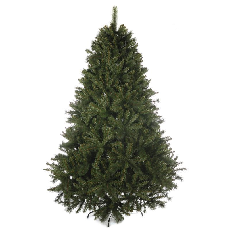 1602 Tips Green 240cm (8ft) Majestic Pine Christmas Tree