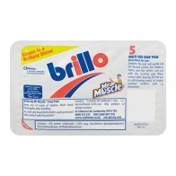 See more information about the Mr Muscle Brillo Pads Multi Use Soap Pads 5 Pack