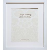 "See more information about the White Photo Frame (12"" x 10"")"