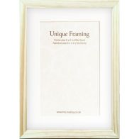"See more information about the Unique Framing Honey Oak Photo Frame (8"" x 6"")"
