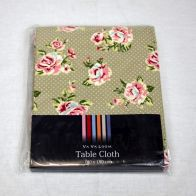 See more information about the English Rose Tablecloth (140x180)