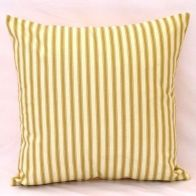 See more information about the Oatmeal Stripe Cushion (60 x 60cm)