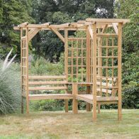 See more information about the Winchester Pergola Seat