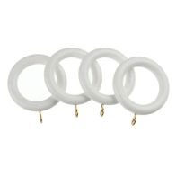 See more information about the Universal 28mm White Curtain Rings 4 Pack