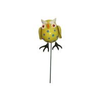 See more information about the Life Outdoors Owl On Stick - Yellow