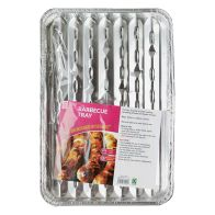 See more information about the Barbeque Foil Trays Pack Of 3
