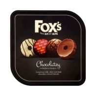 See more information about the Fox's Chocolatey Biscuit Tin 365g