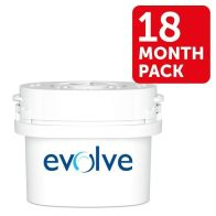 See more information about the Aqua Optima Evolve 60 Day Water Filter 9 pack (6+3 FREE)