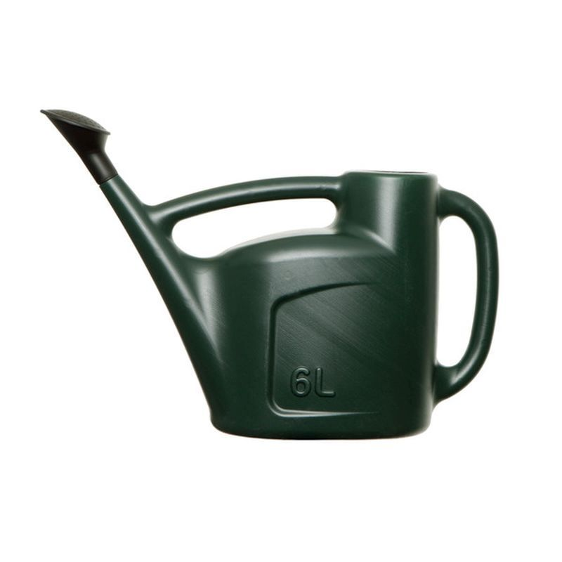 Green Watering Can 6 Litre