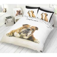 See more information about the Barry Bull Dog Double Duvet Set
