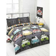 See more information about the Retro Cars Double Duvet Set