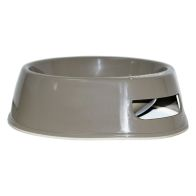 See more information about the Happy Pet Small Round Non Slip Pet Bowl - Brown