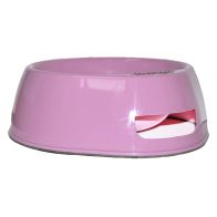 See more information about the Happy Pet Large Round (Non Slip) Pet Bowl - Pink
