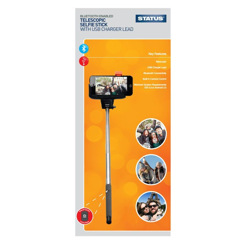 Status Telescopic Selfie Stick