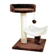 See more information about the Perched Cat Scratcher Tree 49cm