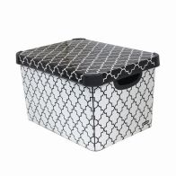 See more information about the 22L Large Moroccan Storage Box