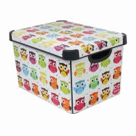 See more information about the Owls Storage Box