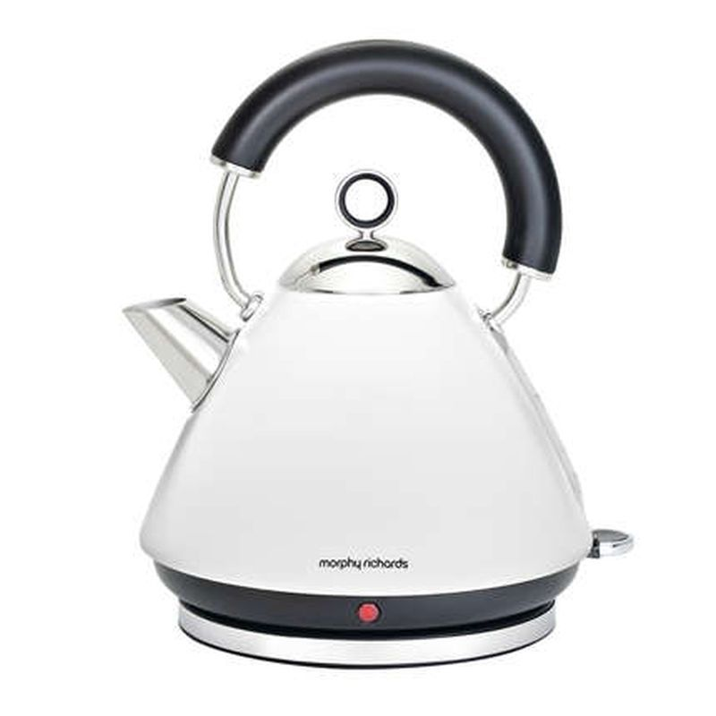 Morphy Richards 1.5L Accents White Traditional 43774
