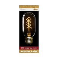 See more information about the 40w Screw Cap Antique Lamp Bulb (Diamond Filament)