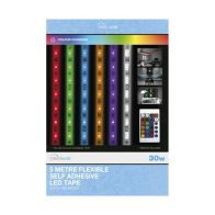 See more information about the 150 LED Multicoloured Indoor Animated Tape Light Remote Contol 5m