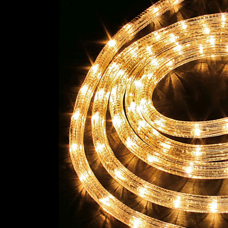 6 Metre Rope Lights (Clear)