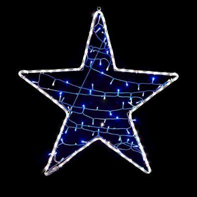 Star Christmas Rope Lights