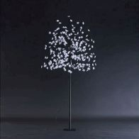 See more information about the 200cm (6 Feet 6 Inch) White Outdoor Cherry 320 LED Tree