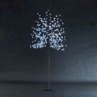 See more information about the 200cm (6 Feet 6 Inch) Blue & White Outdoor Cherry 320 LED Tree
