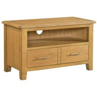 See more information about the Kansas Waxed Oak Small TV Unit
