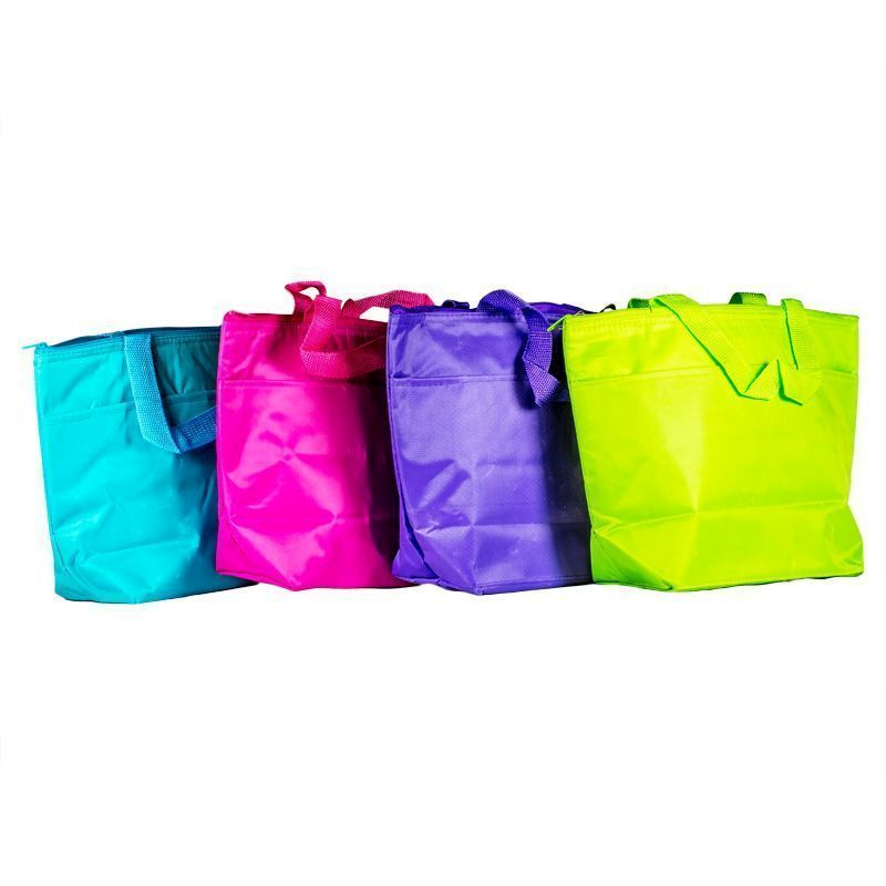 Cooler Lunch Bag (Purple)