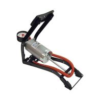 See more information about the Streetwize Deluxe Quality Single Cylinder Foot Pump