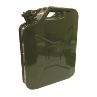 See more information about the Streetwize Metal Jerry Can (20 Litre)