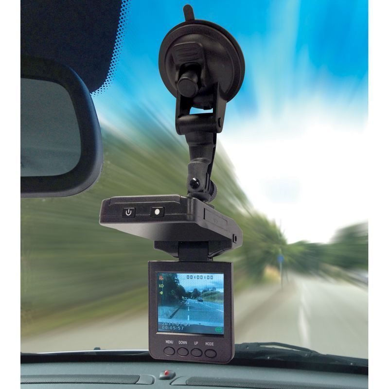 High Definition 2.5 Inch Screen Compact In-Car Video Recorder