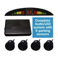 See more information about the Streetwize Reverse Parking Kit With 4 Sensors